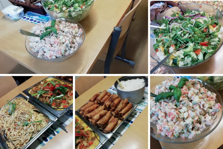 Ruoanlaitto ja yhdessä ruokailu yhdistää – Suomipolulla opiskellaan yhdessä ruoanlaiton lomassa
